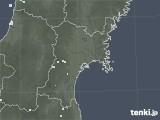 2020年06月04日の宮城県の雨雲レーダー