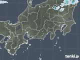 2020年06月05日の東海地方の雨雲レーダー