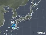 2020年06月05日の雨雲レーダー
