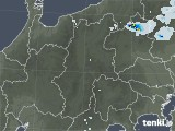 2020年06月05日の長野県の雨雲レーダー