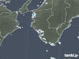 2020年06月05日の和歌山県の雨雲レーダー