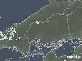 2020年06月05日の広島県の雨雲レーダー