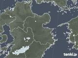 2020年06月05日の大分県の雨雲レーダー