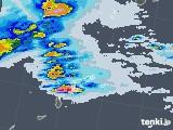 2020年06月05日の鹿児島県(奄美諸島)の雨雲レーダー