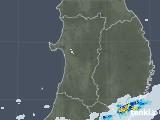 2020年06月05日の秋田県の雨雲レーダー