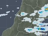 2020年06月05日の山形県の雨雲レーダー