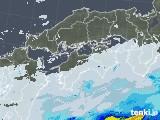 2020年06月06日の四国地方の雨雲レーダー