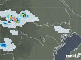 2020年06月06日の東京都の雨雲レーダー