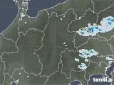 2020年06月06日の長野県の雨雲レーダー