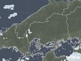 2020年06月06日の広島県の雨雲レーダー