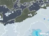 2020年06月06日の愛媛県の雨雲レーダー