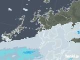 2020年06月06日の長崎県の雨雲レーダー