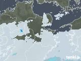 2020年06月06日の大分県の雨雲レーダー