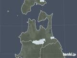 2020年06月06日の青森県の雨雲レーダー