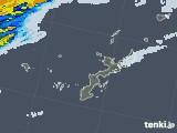2020年06月06日の沖縄県の雨雲レーダー