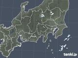 2020年06月07日の関東・甲信地方の雨雲レーダー