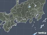2020年06月07日の東海地方の雨雲レーダー