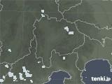 2020年06月07日の山梨県の雨雲レーダー