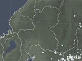 2020年06月07日の岐阜県の雨雲レーダー