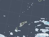2020年06月07日の鹿児島県(奄美諸島)の雨雲レーダー