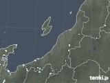 2020年06月08日の新潟県の雨雲レーダー