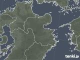 2020年06月08日の大分県の雨雲レーダー
