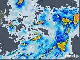 2020年06月08日の沖縄県(宮古・石垣・与那国)の雨雲レーダー