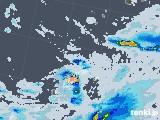 2020年06月09日の鹿児島県(奄美諸島)の雨雲レーダー