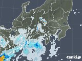 2020年06月10日の関東・甲信地方の雨雲レーダー