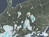2020年06月10日の長野県の雨雲レーダー
