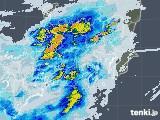 2020年06月11日の関東・甲信地方の雨雲レーダー