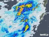 2020年06月11日の東海地方の雨雲レーダー