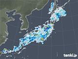 雨雲レーダー(2020年06月11日)