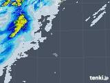 2020年06月11日の東京都(伊豆諸島)の雨雲レーダー