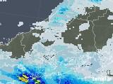 2020年06月11日の広島県の雨雲レーダー