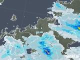 2020年06月11日の福岡県の雨雲レーダー