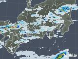2020年06月12日の東海地方の雨雲レーダー