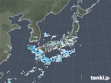 雨雲レーダー(2020年06月12日)