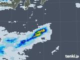 2020年06月12日の東京都(伊豆諸島)の雨雲レーダー