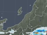 2020年06月12日の新潟県の雨雲レーダー