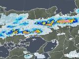 2020年06月12日の兵庫県の雨雲レーダー
