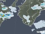 2020年06月12日の和歌山県の雨雲レーダー