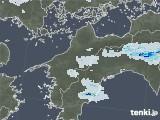 2020年06月12日の愛媛県の雨雲レーダー