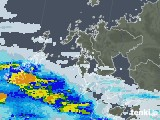 2020年06月12日の長崎県の雨雲レーダー