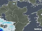 2020年06月12日の大分県の雨雲レーダー
