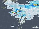 雨雲レーダー(2020年06月13日)