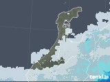 2020年06月13日の石川県の雨雲レーダー