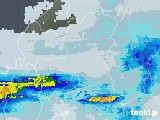 2020年06月13日の岐阜県の雨雲レーダー