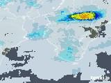 2020年06月13日の和歌山県の雨雲レーダー