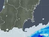 2020年06月13日の宮城県の雨雲レーダー